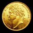 George IV Gold Sovereign 1822 Obverse