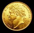 George IV Gold Sovereign 1822 Obverse