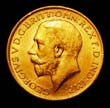 George V Gold Sovereign 1928 Obverse