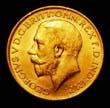 George V Gold Sovereign 1928 Obverse