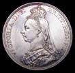 Victoria Crown 1887 Obverse