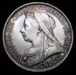 Victoria Crown 1893 Obverse