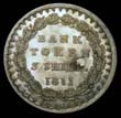 George III Bank Tokens 3S 1811 Reverse