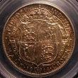 George V Halfcrown 1914 Reverse