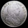 William III Crown 1700 Obverse