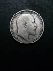 Edward VII Shilling 1905 Obverse