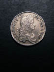 Charles II Shilling 1663 Obverse