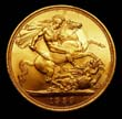 Elizabeth II Gold Sovereign 1959 Reverse