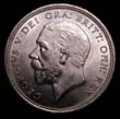 George V Crown 1928 Obverse
