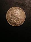 George I Shilling 1725 Obverse