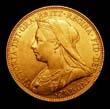Victoria Gold Sovereign 1900 Obverse