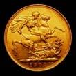 Victoria Gold Sovereign 1900 Reverse