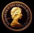 Elizabeth II Gold Sovereign 1979 Obverse