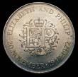 Elizabeth II Decimal 25p 1972 Reverse