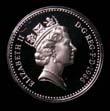 Elizabeth II Decimal £1 1986 Obverse