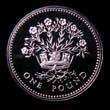 Elizabeth II Decimal £1 1986 Reverse