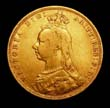 Victoria Gold Sovereign 1889 Obverse