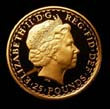Britannia Gold £25 Obverse