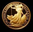 Britannia Gold £25 Reverse