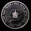 Elizabeth II Five pound Crown 1993 Reverse