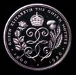 Elizabeth II Five pound Crown 1990 Reverse