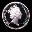 Elizabeth II Decimal £1 1995 Obverse
