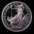 Britannia Silver £2 Reverse