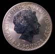 Elizabeth II Britannia Silver £2 1999 Obverse