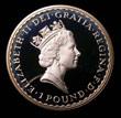 Britannia Silver £1 Obverse