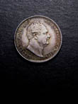 William IV Shilling 1836 Obverse