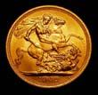 Gold Sovereign Reverse