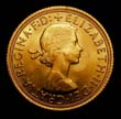 Elizabeth II Gold Sovereign 1968 Obverse