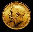 George V Gold Sovereign 1913 Obverse