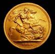 Elizabeth II Gold Sovereign 1965 Reverse
