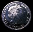 Elizabeth II Britannia Silver £2 2013 Obverse