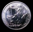 Elizabeth II Britannia Silver £2 2013 Reverse