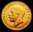 George V Gold Sovereign 1929 Obverse