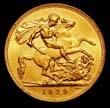 George V Gold Sovereign 1929 Reverse