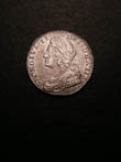 George II Shilling 1734 Obverse
