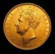 George IV Gold Sovereign 1827 Obverse