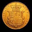 George IV Gold Sovereign 1827 Reverse
