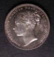 Victoria Shilling 1875 Obverse