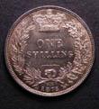 Victoria Shilling 1875 Reverse