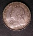 Victoria Shilling 1894 Obverse