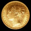 Victoria Gold Sovereign 1871 Obverse