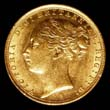Victoria Gold Sovereign 1881 Obverse