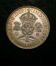 George VI Florin 1943 Reverse