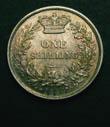 Victoria Shilling 1844 Reverse