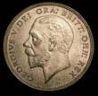George V Crown 1928 Obverse