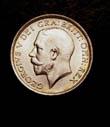 George V Shilling 1914 Obverse